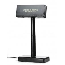 Дисплей покупателя АТОЛ ZQ-VFD2300 USB черный