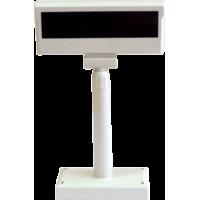 Дисплей покупателя POSUA LPOS-VFD, USB/COM, черный