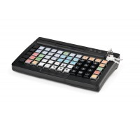 Программируемая POS-клавиатура АТОЛ KB-60 c ридером магнитных карт на 1-3 дорожки