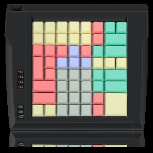 Программируемая POS-клавиатура POSUA LPOS–064-Mxx
