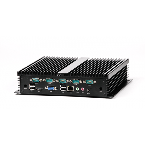 POS-компьютер АТОЛ NFD10 PRO черный, Intel Celeron J1900, 2.0/2.4 ГГц, SSD, 4 Гб DDR3, без ОС