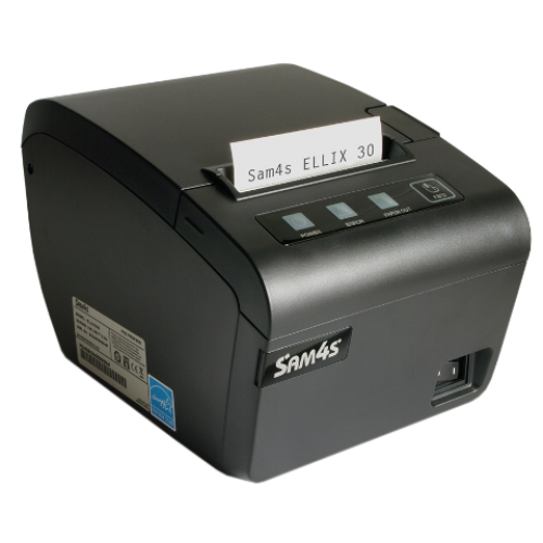 Чековый принтер Sam4s Ellix-30D