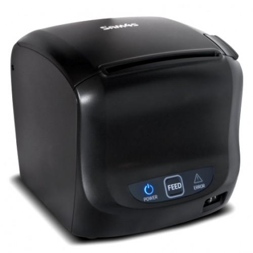 Чековый принтер Sam4s Ellix-50D wi-fi Black со встроенным звонком