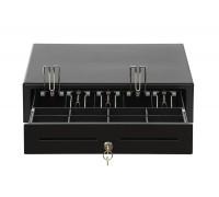 Денежный ящик АТОЛ CD-410-B черный