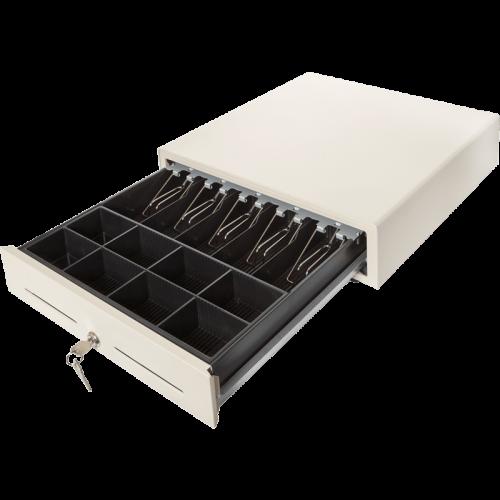 Денежный ящик PayTor MK-410S Штрих Белый