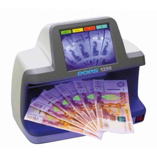 Детектор банкнот DORS 1250 PROFESSIONAL