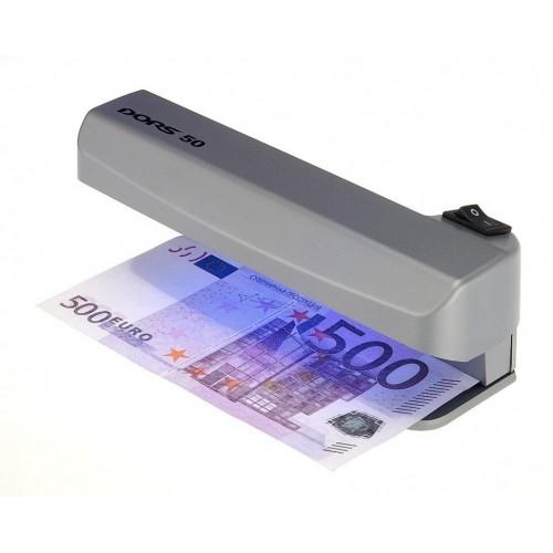 Детектор банкнот DORS 50 (серый)