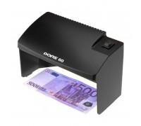 Детектор банкнот DORS 60 (черный)