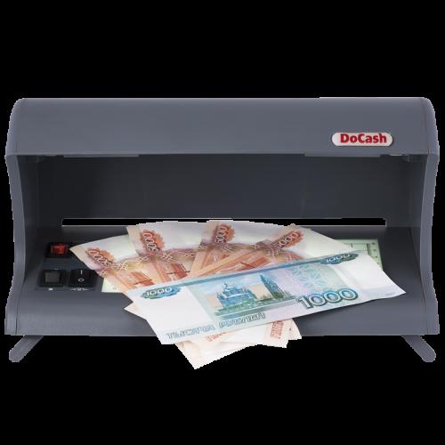 Детектор банкнот DoCash 531