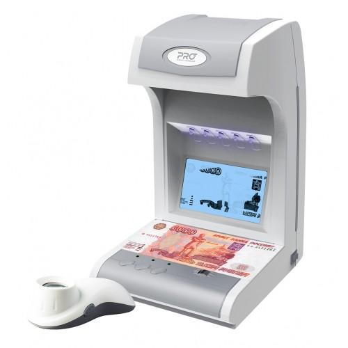 Детектор банкнот ИК PRO 1500 IRPM LCD
