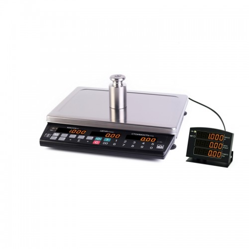 Весы торговые электронные Масса-К MK-15.2-T21