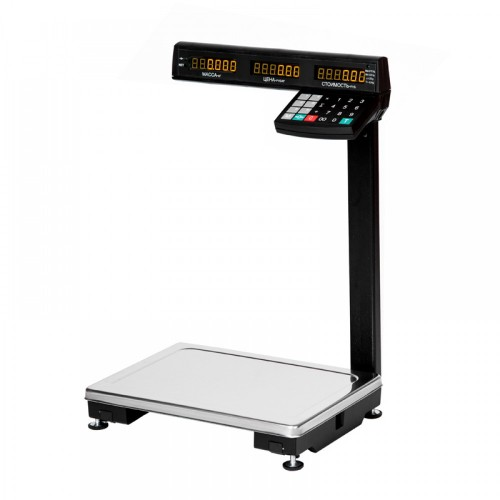 Весы торговые электронные Масса-К MK-32.2-TB21(RU)