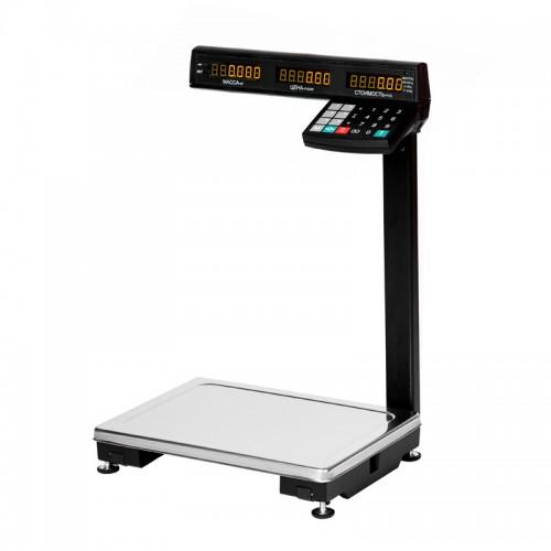 Весы торговые электронные Масса-К MK-32.2-TB21