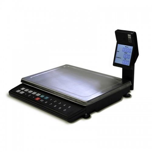 Весы торговые электронные Масса-К MK-32.2-TH11