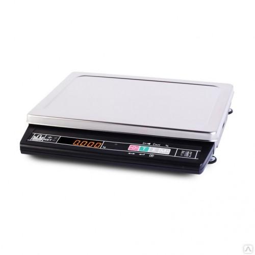 Весы торговые электронные Масса-К MK-6.2-A21(RUW)