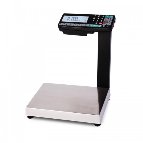 Весы торговые электронные Масса-К MK-6.2-RA11