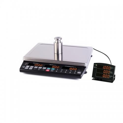 Весы торговые электронные Масса-К MK-6.2-T21