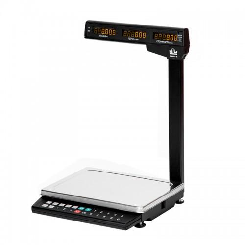 Весы торговые электронные Масса-К MK-6.2-TH21