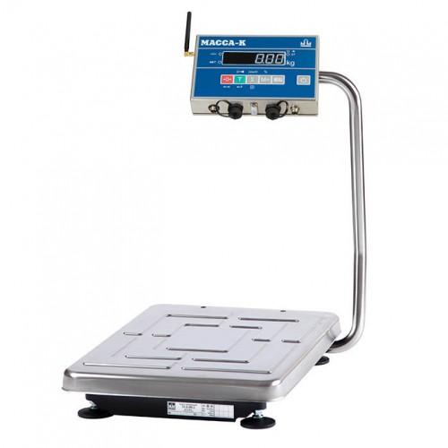 Весы торговые электронные Масса-К TB-S-200.2-AB(RUEW)2