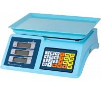 Весы торговые электронные ВР4900-15-2Д-АБ 14 АКБ