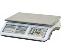 Весы торговые электронные ВР4900-15-2Д-АБ 16 АКБ
