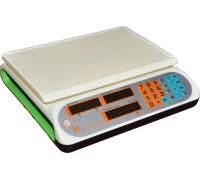 Весы торговые электронные ВР4900-15-2Д-ДБ 12 АКБ