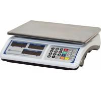 Весы торговые электронные ВР4900-15-2Д-ДБ 16 АКБ