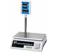 Весы торговые электронные ВР4900-15-2Д-СДБ 05 АКБ