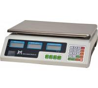 Весы торговые электронные ВР4900-30-2Д-АБ 06 АКБ
