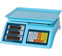 Весы торговые электронные ВР4900-30-2Д-ДБ 14 АКБ
