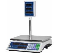 Весы торговые электронные ВР4900-30-2Д-СДБ 01 АКБ