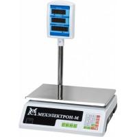 Весы торговые электронные ВР4900-30-2Д-СДБ 05 АКБ