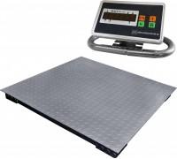 Весы торговые электронные ВЭТ-1-1000П-2С-ДБ (1м*1м) АКБ