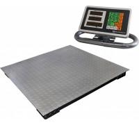 Весы торговые электронные ВЭТ-1-3000П-1С-ДБ (1м*1м) АКБ