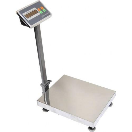 Весы торговые электронные ВЭТ-150-20/50-2С-ДБСК (400*500) АКБ