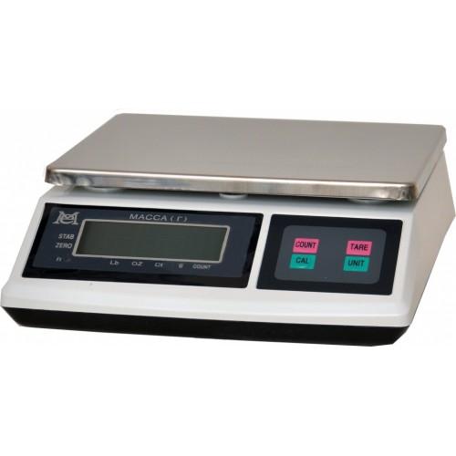 Весы торговые электронные ВЭТ-3-0,2/0,5-1С-АБ АКБ