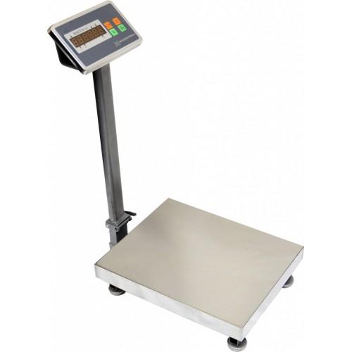 Весы торговые электронные ВЭТ-300-50/100-2С-ДБСК (450*600) АКБ