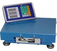 Весы торговые электронные ВЭТ-60-20-1С-РАБ (320*420) АКБ