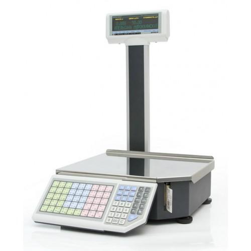 Весы с печатью этикеток ШТРИХ-ПРИНТ-М
