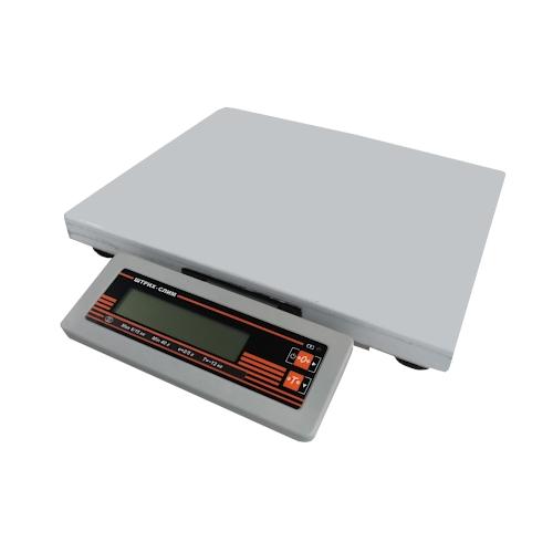 Весы порционные электронные Штрих-СЛИМ 200 15-2,5 ДП1 Ю (ДП1 POS USB) без АКБ