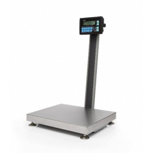 Весы порционные электронные Штрих-СЛИМ 500 150-20.50 ДПЗА С1 Р (ДПЗА 2клав POS RS232) АКБ