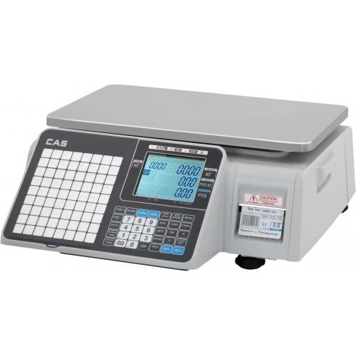 Весы торговые электронные CAS CL3000J-30B