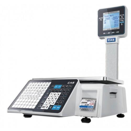 Весы торговые электронные CAS CL3000J-30P