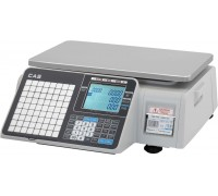 Весы торговые электронные CAS CL3000J-6B