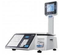 Весы торговые электронные CAS CL3000J-6P