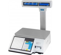 Весы с печатью этикеток CAS CL5000J-30IP