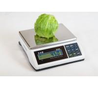 Весы порционные электронные CAS ED-15H