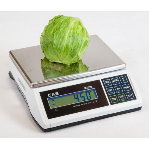Весы порционные электронные CAS ED-30H