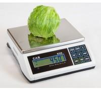 Весы порционные электронные CAS ED-6H