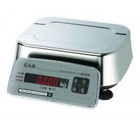 Весы порционные электронные CAS FW500-6E
